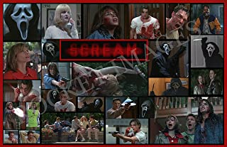 SCREAM 1996! Custom Movie Poster 11x17!Buy any 2 Posters get 3rd FREE!!!