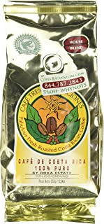Doka House Blend Coffee / Ground 12 oz - 350g