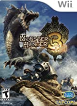 Monster Hunter Tri (Wii) [Importación inglesa]