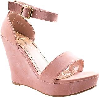 22ea75e763eab Amazon.com: Top Moda - Platforms & Wedges / Sandals: Clothing, Shoes ...