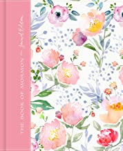 The Book of Mormon Journal Pink Floral-- No Index