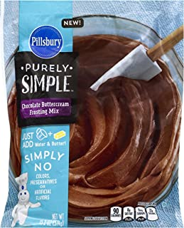 Best pillsbury buttercream frosting ingredients Reviews