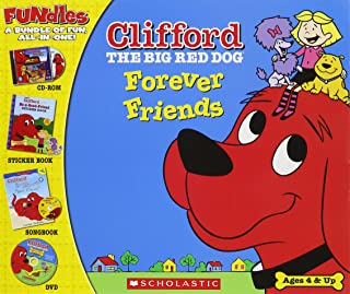 Clifford the Big Red Dog Forever Friends [Old Version]