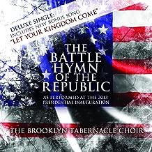 brooklyn tabernacle battle hymn of the republic