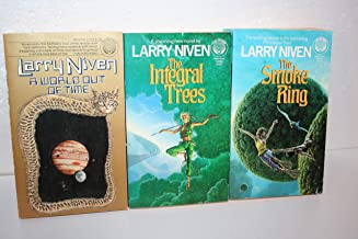 """Larry Niven's Complete """"The State Series"""" [[A World Out Of Time The Integral Trees The Smoke Ring]]"""