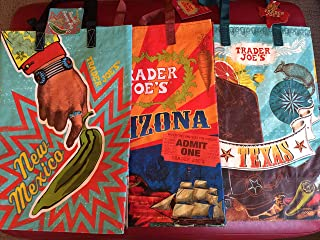 Trader Joe's The Southwest Theme Bag Reusable Shopping Grocery Tote eco