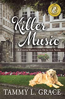 Killer Music (Cooper Harrington Detective Series Book 1)