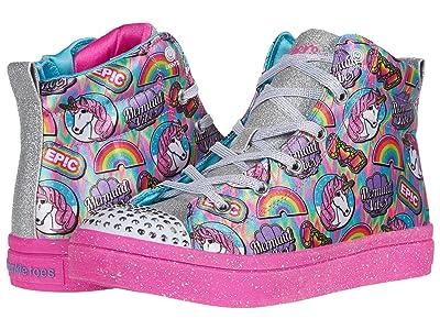 SKECHERS KIDS Twinkle Toes Twi-Lites Unicorn Vibes 314035L (Little Kid/Big Kid) (Multi) Girl