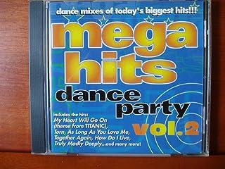 Mega Hits Dance Party Vol.2