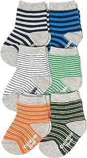 OshKosh B'Gosh Baby Boys Crew Socks (7 Pack)
