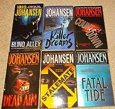 Iris Johansen, Eve Duncan Series 6 pack: #7 Dead Aim, #8 Fatal Tide, #9 Blind Alley, #10 Count Down, #11 Killer Dreams, #1...