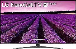 LG 123 cm (49 inches) 4K Ultra HD Smart NanoCell TV 49SM8100PTA (Ceramic Black) (2019 Model)