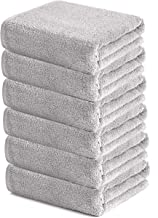 Eco Linen Soft Luxury Hotel & Spa Organic Bath Towels Highly Absorbent Cotton, Bathroom Bath Towel Collection, 24