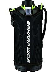 タイガー 水筒 1.0L サハラ ステンレスボトル スポーツ 直飲み 広口 保冷専用 ブラック MME-E100KN