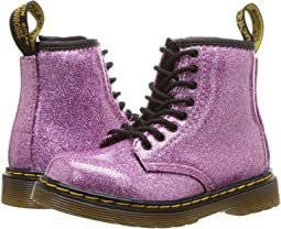1460 Patent Glitter Toddler Brooklee Boot (Toddler)