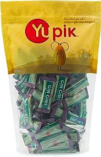 Yupik Candy, Gin-Gins Original Ginger, 2.2 lb