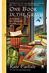 One Book in the Grave: A Bibliophile Mystery Kindle Edition