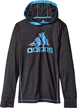 adidas Kids - Coast To Coast Pullover Top (Toddler/Little Kids)