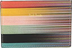 Paul Smith Artist Stripe Card Case