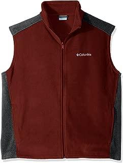 Men's Steens Mountain Full Zip Soft Fleece Vest,