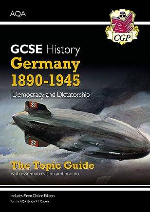 New Grade 9-1 GCSE History AQA Topic Guide - Germany, 1890
