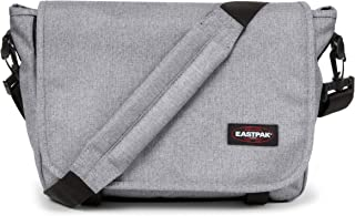 EASTPAK Jr Umhängetasche, 33 cm, 11.5 L, Grau Sunday Grey