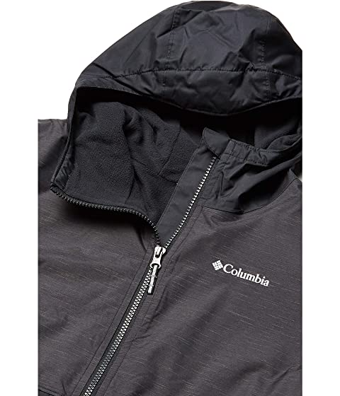 Columbia Boys Rainy Trails Fleece Lined Jacket