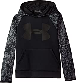 Under Armour Kids - Armour Fleece Big Logo Printed Hoodie (Big Kids)
