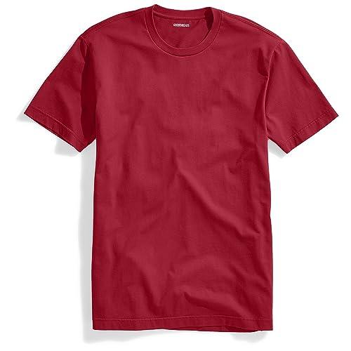 3452fbb1e6b5 Goodthreads Men's Short-Sleeve Crewneck Cotton T-Shirt