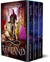 Feyland: Books 4-6 (Feyland Series Collection Book 2)
