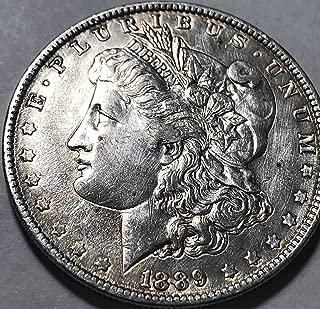 1889 P Silver Morgan Dollar Very Fine Condition Choice Very Fine