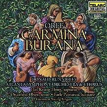 Best atlanta symphony orchestra carmina burana Reviews