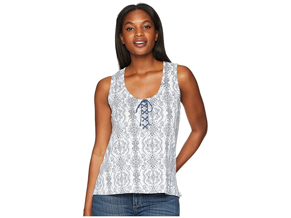Aventura Clothing Kenzie Tank Top (White) Women