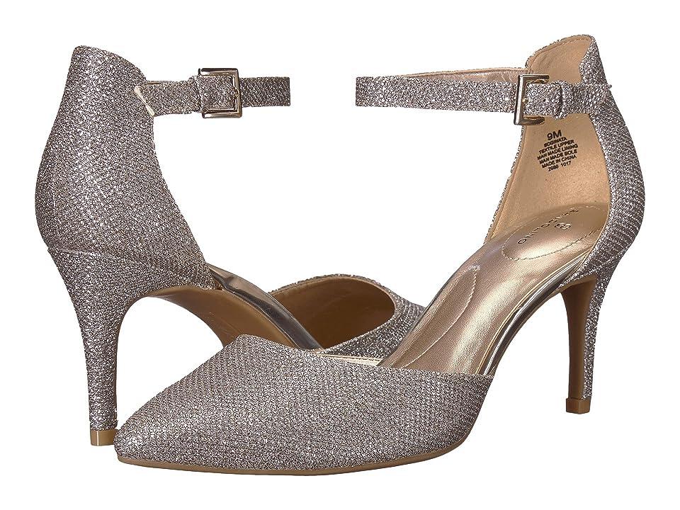 Bandolino Ginata (Gold Glamour Material) Women