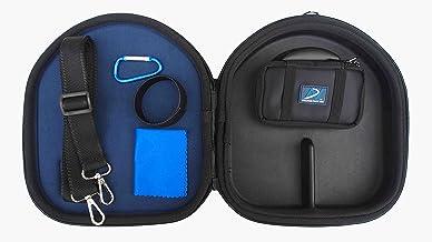 AHG Upgrade Carrying Case Compatible with Grado SR60e/60i SR80e/80i SR125e/125i..