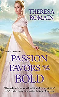 Passion Favors the Bold (Royal Rewards Book 2)