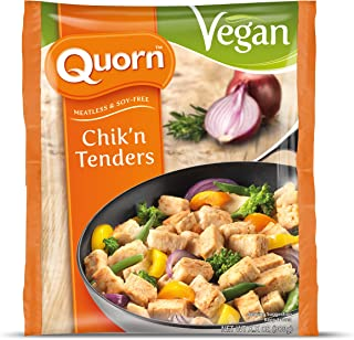Quorn Meatless and Soy-Free Chik'n Tenders Vegan, 10.58 Ounce (Pack of 12)