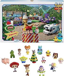 Disney Toy Story - Calendario de Adviento Con Figuras de La