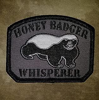 Urban Honey Badger Whisperer Morale Patch