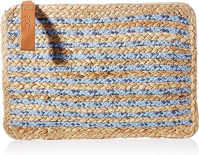 ESPRIT edc by Accessoires Damen 041CA1O305 Tasche, 430/BLUE, 1SIZE