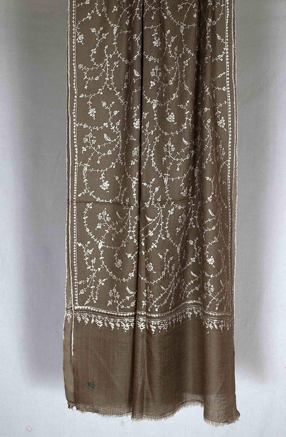 Limited time sale Mitti Pure Pashmina 2021 model Cashmere Scarf Wrap Handwoven on Jali Hand
