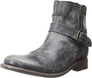 BED STU Women's Becca Boot, Black Lux, 8.5 M US