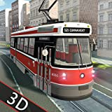 🚋 Five different trams to drive from old to modern 🚋 The cycles of day and night 🚋 Randomly generated routes 🚋 A Real City with living people 🚋 Perfectly detailed passengers/pedestrians with realistic animations 🚋 A realistic system of traffic lights...