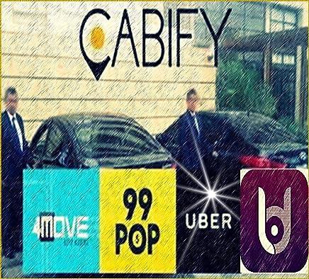 Uber-99pop-Cabify-Lady Driver-Easy Pop: APP's Motoristas e