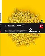 Matemáticas II. 2 Bachillerato. Savia - 9788467587135