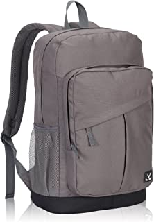 Hynes Eagle Casual Daypack School Backpack Gray