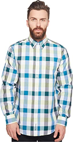 Ben Sherman - Long Sleeve Buffalo Check Shirt