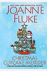 Christmas Cupcake Murder: A Festive & Delicious Christmas Cozy Mystery (A Hannah Swensen Mystery Book 26) Kindle Edition