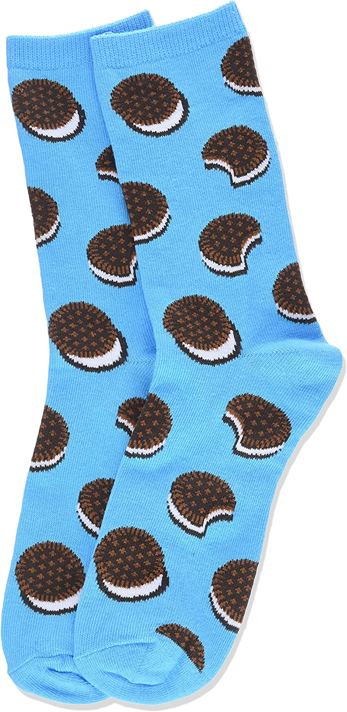 Hot Sox boys Food Novelty Casual Crew Socks