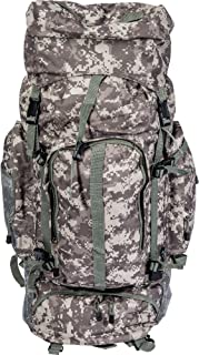 Extreme Pak Heavy-Duty Mountaineer's Backpack, Water-Resistant, Digital Camo
